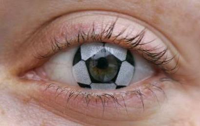 Soccer Eyes